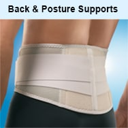 Back & Posture Supports