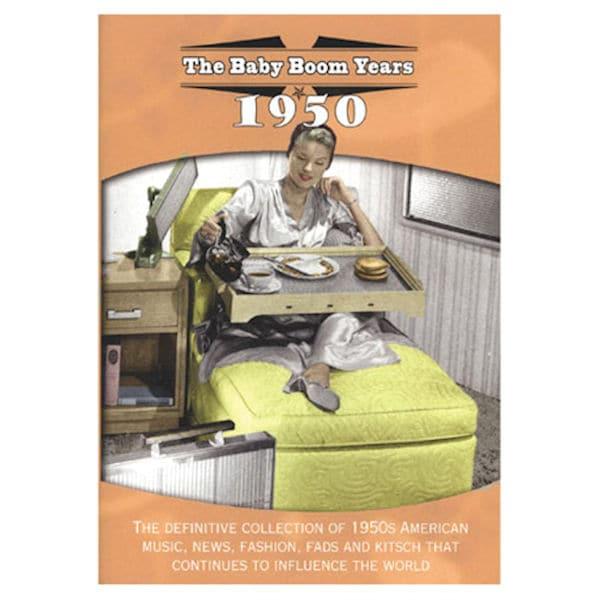 The Baby Boom Years—1950 DVD