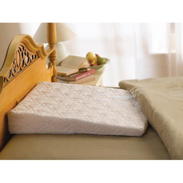 Bed Wedge For Comfortable Sleep With Acid Reflux Or