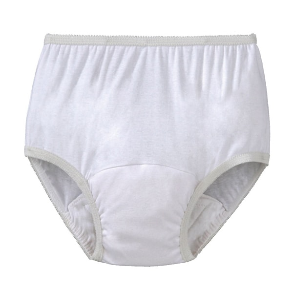 fd62cad7f620 Women's Washable Incontinence Underwear - Cotton Panty