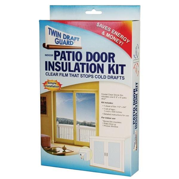 patio door insulation kit ebay