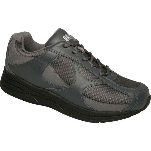 Men's Drew Surge, Size: 9 4E, Grey Leather/Nubuck/Mesh