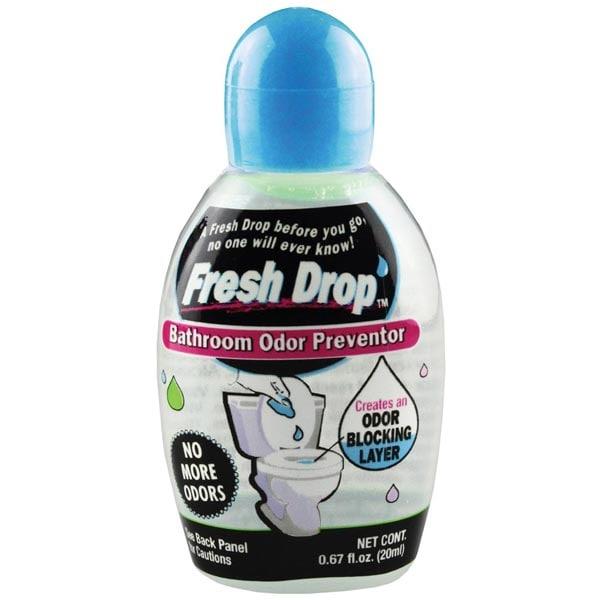 Fresh Drop™ Bathroom Odor Preventor | 7 Reviews | 5 Stars | Support Plus | FE3022