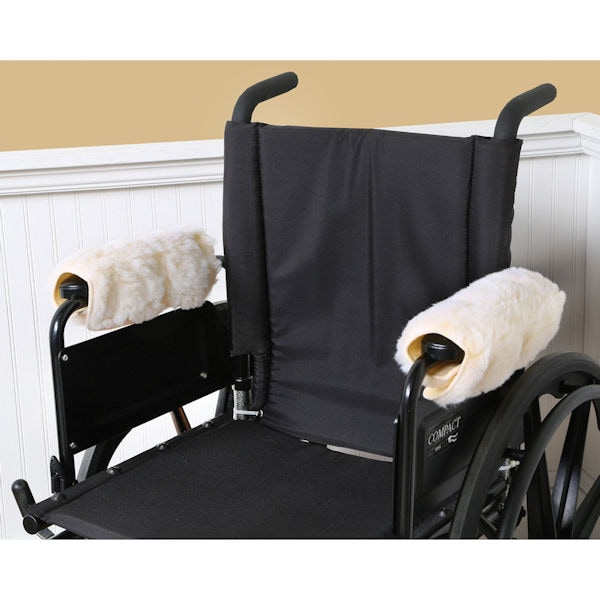 Sherpa Wheelchair Covers set of two at Support Plus – Wheel Chair Covers
