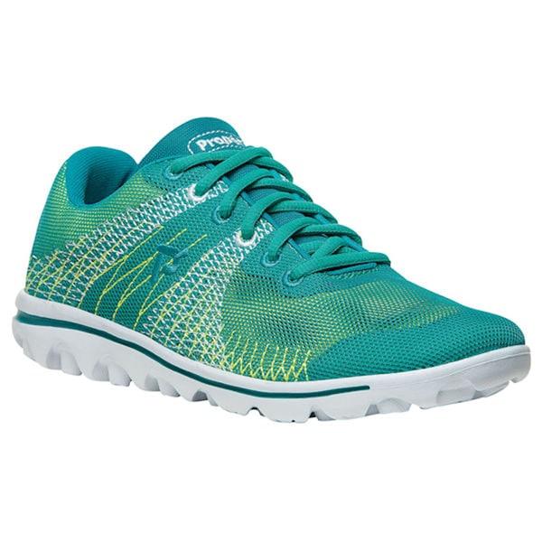3d9361ea05b6 Propét® Women s TravelActiv Knit Sneaker
