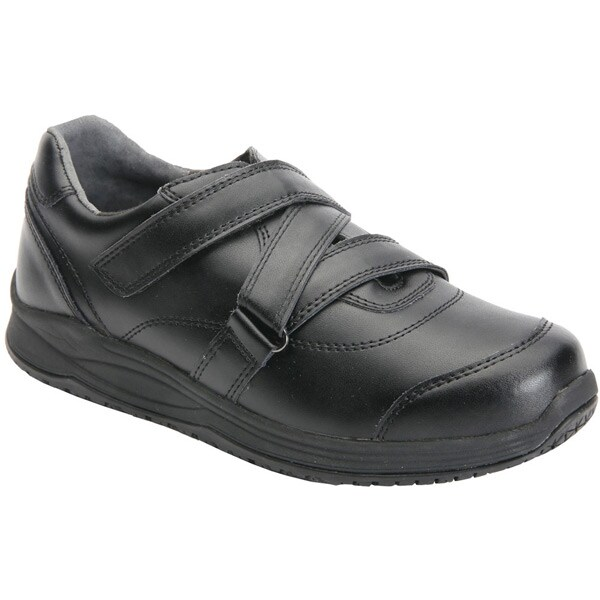 Drew® Pepper Velcro Slip Resistant Shoe