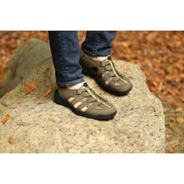 51ca228138c Drew® Men s Hamilton Fisherman s Sandal