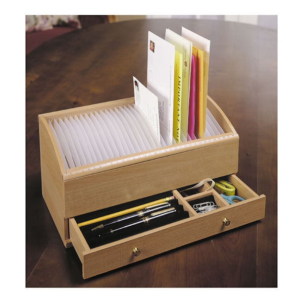 Personal secretary desk organizer at support plus fg1002 - Over the desk organizer ...