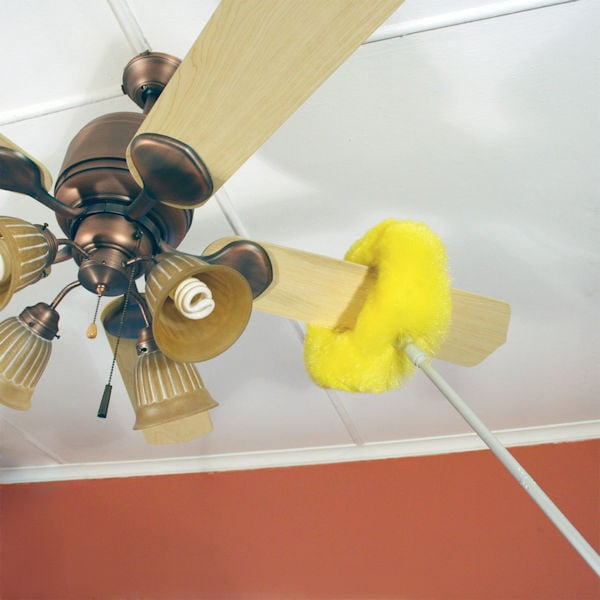 Extra long ceiling fan duster at support plus fg4382 extra long ceiling fan duster aloadofball Images