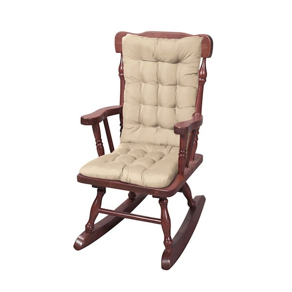 Rocking Chair Cushion Set 2 Reviews 4 Stars Support