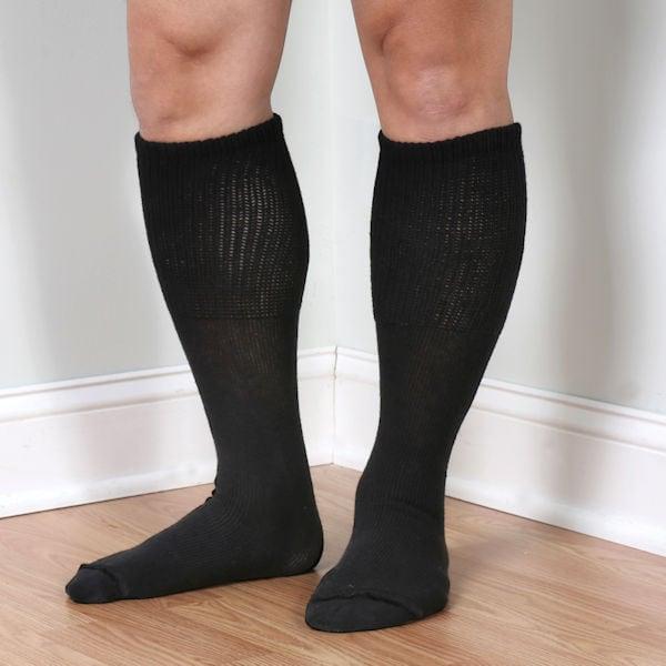 Extra Wide Diabetic Tube Socks 5 Reviews 4 4 Stars