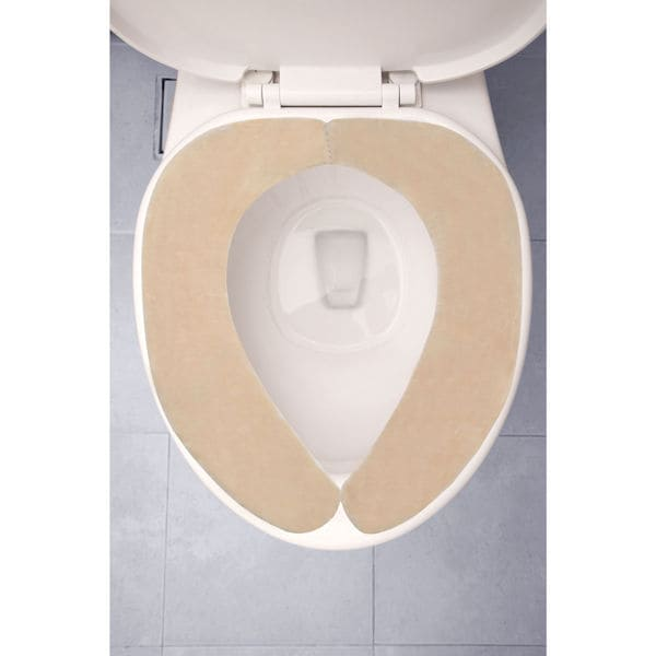 Excellent Reusable Adhesive Toilet Seat Cover Creativecarmelina Interior Chair Design Creativecarmelinacom
