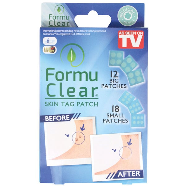 Formu Clear Skin Tag Remover Patches Support Plus Fh6822