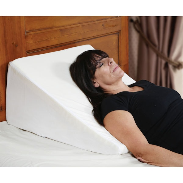 Bed Wedge Pillow Memory Foam Cushion