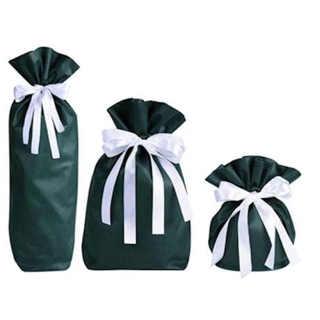 Green Gift Bag