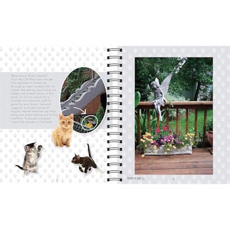 Brain Games® Find The Cat - Picture Book