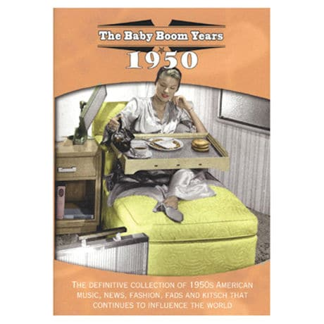 The Baby Boom Years—1950 DVD