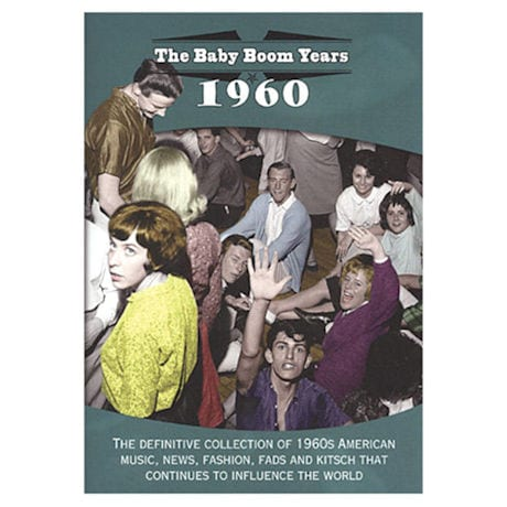 The Baby Boom Years—1960 DVD