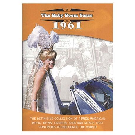 The Baby Boom Years—1961 DVD