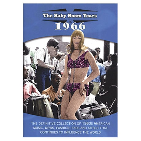 The Baby Boom Years—1966 DVD
