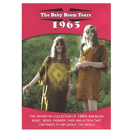 The Baby Boom Years—1965 DVD