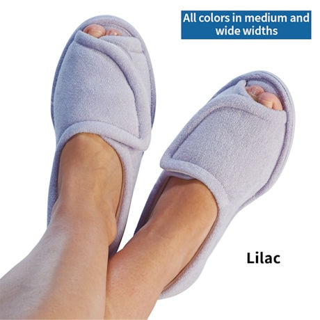 Women's Comfort Slippers Lilac