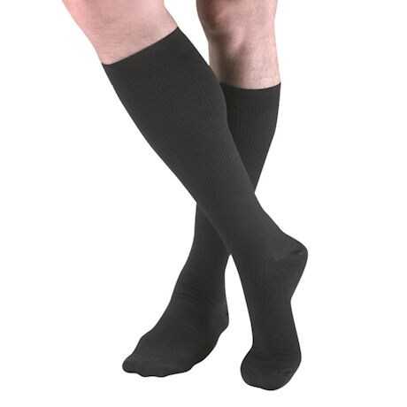 Futuro® Men's Opaque Firm Compression Dress Socks