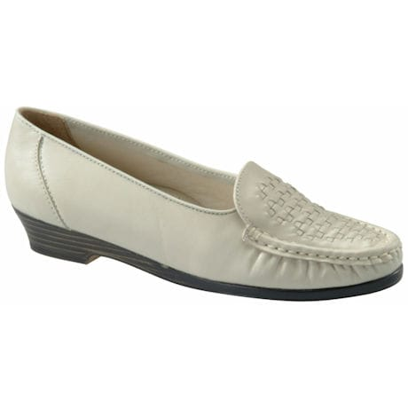 Soft Spots® Constance Slip-On - Bone