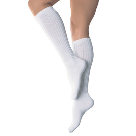 Jobst® Sensifoot Mild Support Knee Length Socks - Unisex Diabetic