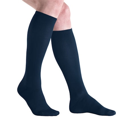 Jobst® Mens Moderate Compression Graduated Compression Dress Socks