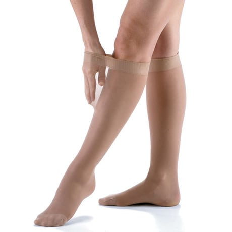Jobst® Very Firm Support Opaque Knee High Stockings