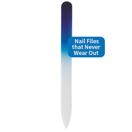 "Medium Manicure File (5 1/2""L)"