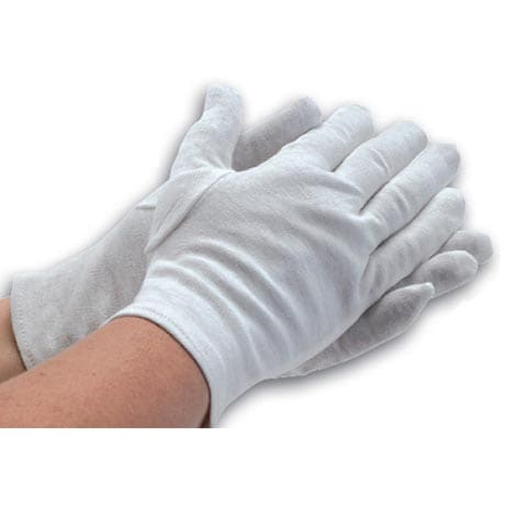 Cotton Skin Care Gloves