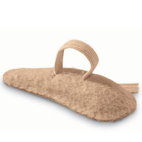 Prop'R Toe Felt Cushion for Bent Toe Pain Relief