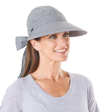 UPF 50 Wide Brim Sun Hat