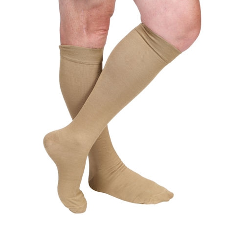 Support Plus® Men's Moderate Compression Dress Socks