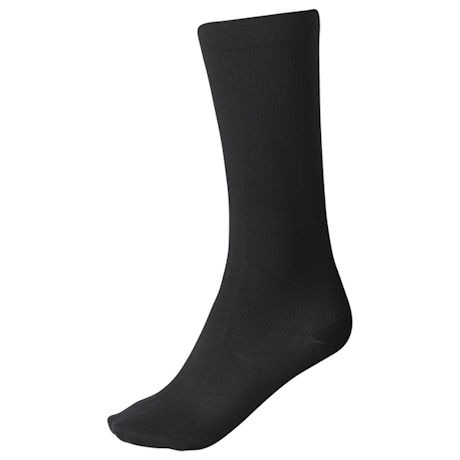 Support Plus® Women's Opaque  Moderate Compression Trouser Socks
