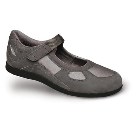 Drew® Delite For Women - Grey Nubuck/Stretch