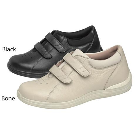 Drew® Lotus Strap Shoes - Bone