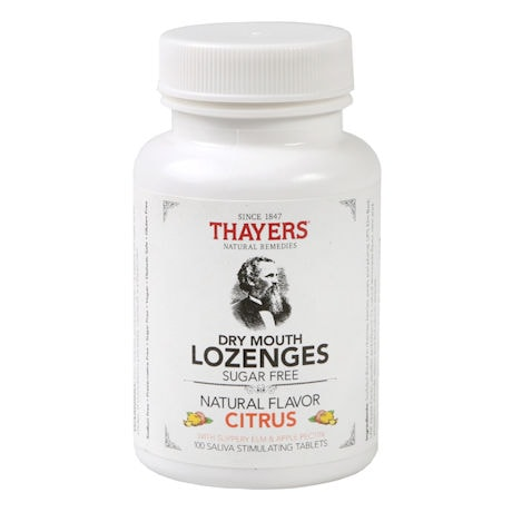 Dry Mouth Lozenges (100 Count)