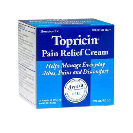 Topricin® Pain Relief Cream - 4 oz.