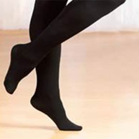Fleece-lined Knee Highs (2 pr. Pack)