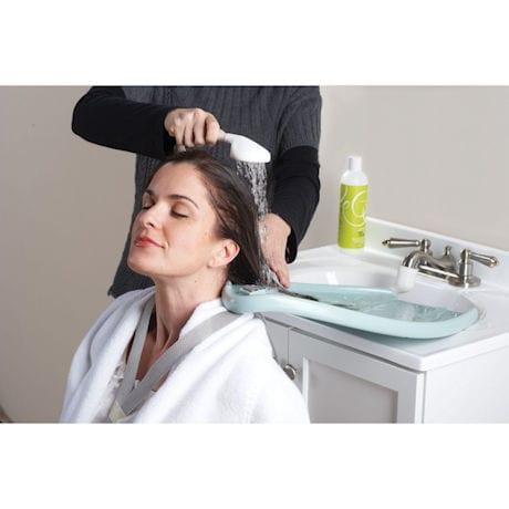 Hair Wash/Rinse Tray