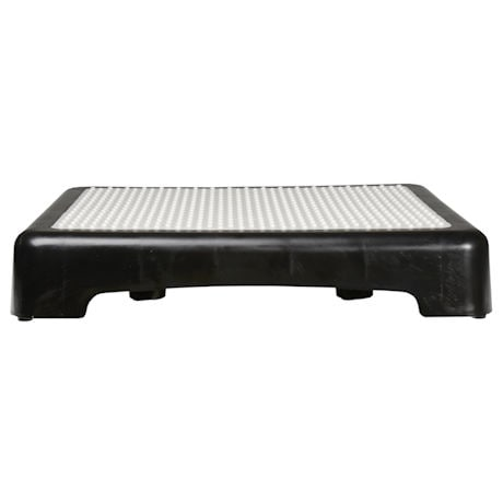 Mobility Riser Half Step for Slip Resistant Use Indoor or Outdoor