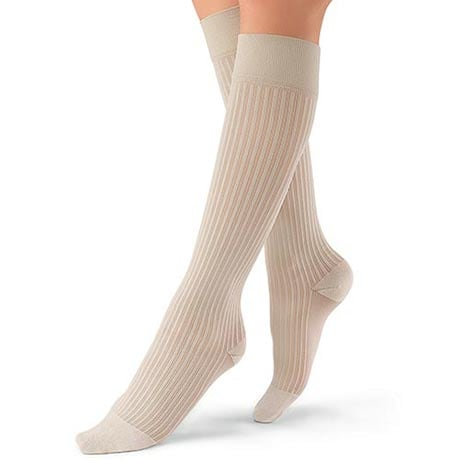 Jobst® SoSoft Women's Opaque Moderate Compression Trouser Socks