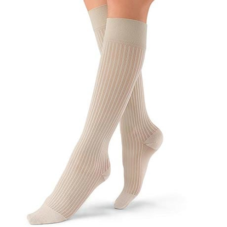 Jobst® SoSoft Women's Opaque Firm Compression Trouser Socks