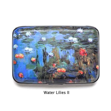 RFID Blocking Fine Art Wallets