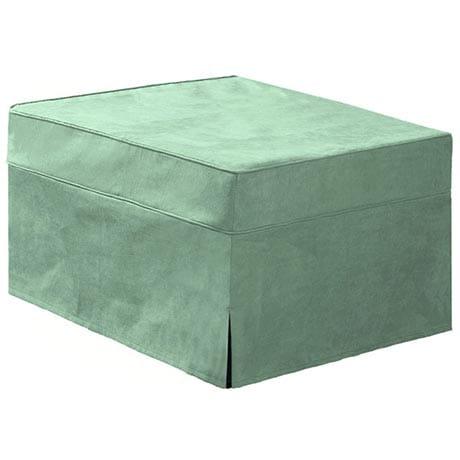 Hide A Bed Ottoman Slip Cover