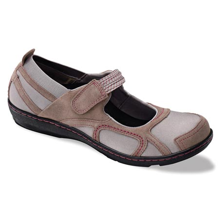 Aetrex® Berries™ Bungee Mary Jane Shoe