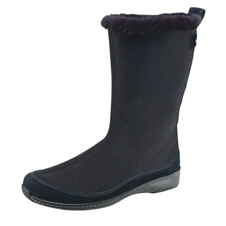 Aetrex® Berries™ Furry Mid Calf Women's Boots